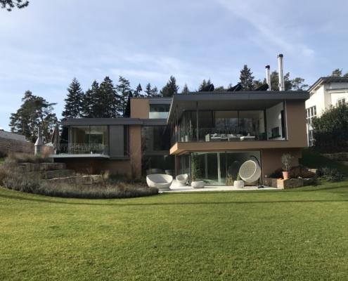 Minimal Windows Fassade