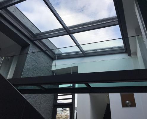 Flachdachfenster