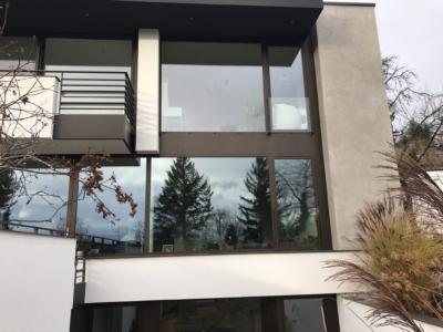 Panoramaverglasung