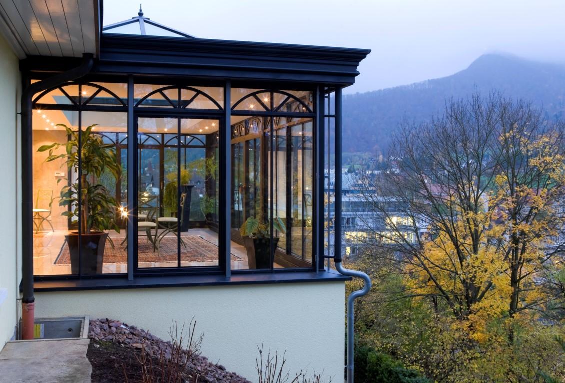 Keller Wintergarten orangerie elegance glasbauzentrum ihr wintergarten zentrum
