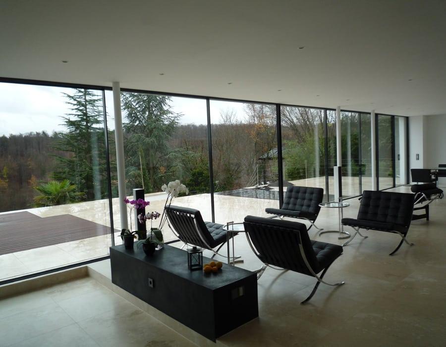 Stuttgart Minimal Windows Glasbauzentrum Ihr