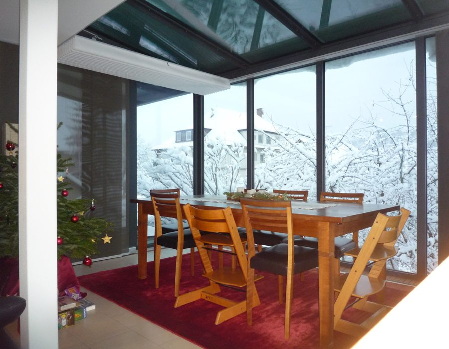 Wintergarten modern glasbauzentrum ihr wintergarten - Wintergarten modern ...