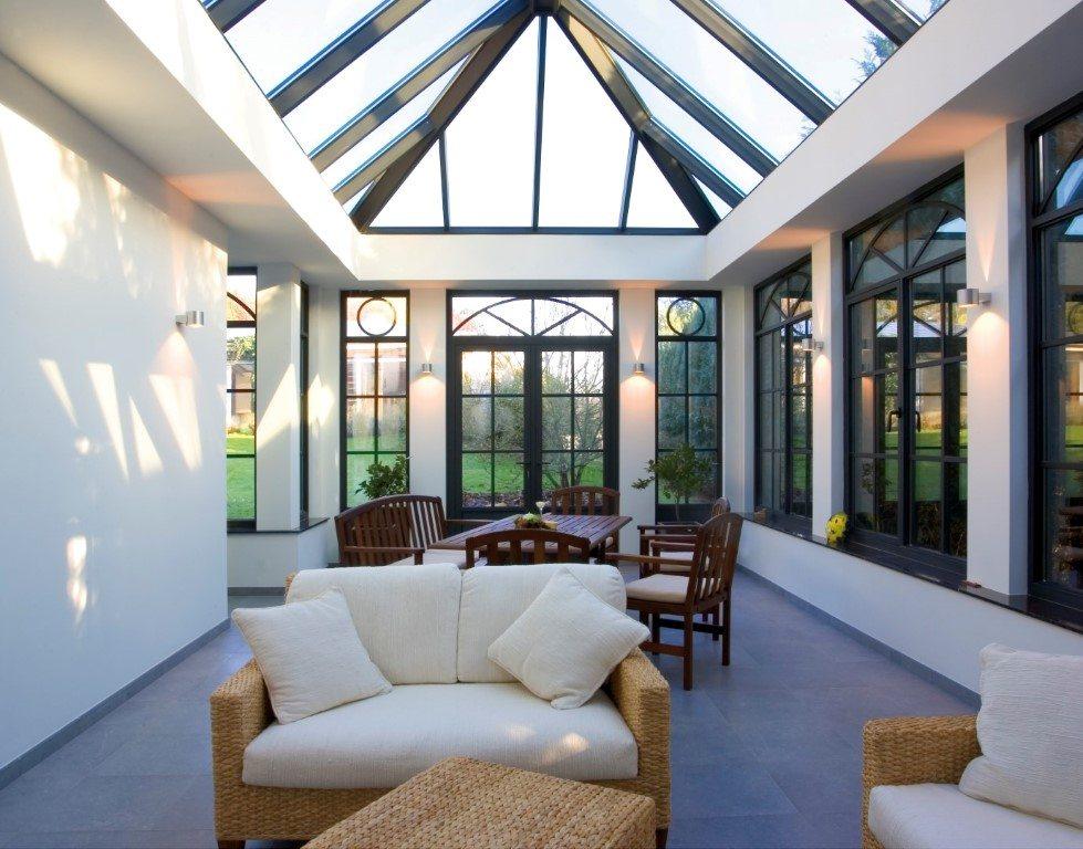 Orangerie Wintergarten stil imperial glasbauzentrum ihr wintergarten zentrum