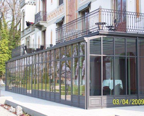 stil stahl glasbauzentrum ihr wintergarten zentrum. Black Bedroom Furniture Sets. Home Design Ideas