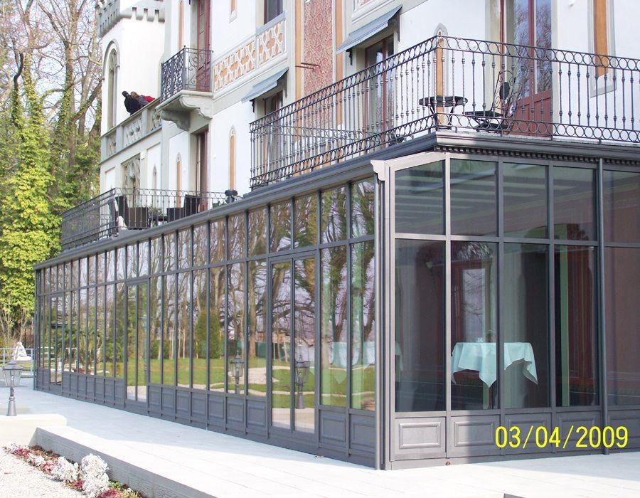 Wintergarten Stahl stil stahl glasbauzentrum ihr wintergarten zentrum