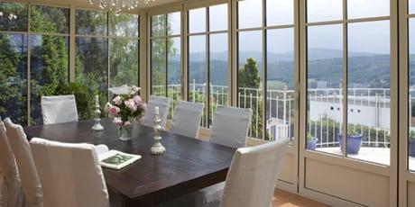 stil madera glasbauzentrum ihr wintergarten zentrum. Black Bedroom Furniture Sets. Home Design Ideas