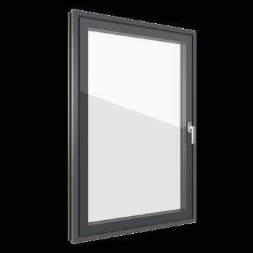 Ganzglas-Fenster Finstral