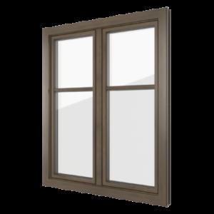 Kunststoff-Aluminium-Fenster Finstral