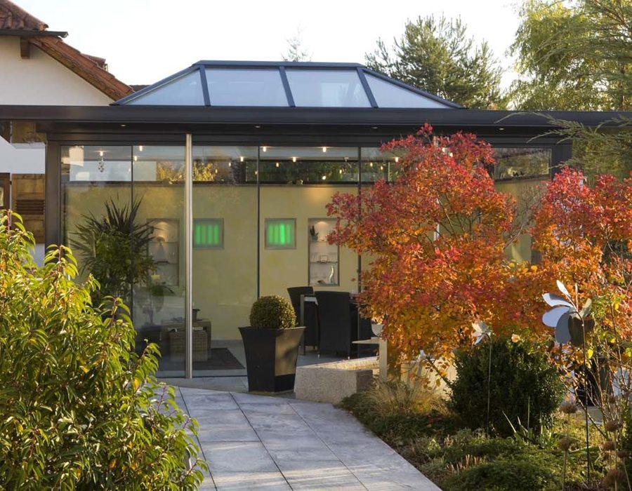 minimal windows glasbauzentrum ihr wintergarten zentrum. Black Bedroom Furniture Sets. Home Design Ideas
